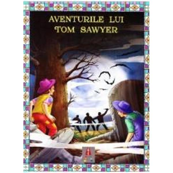 Aventurile lui Tom Sawyer editura AstroBucurati-va de aceasta poveste frumos ilustrataClasicul roman Aventurile lui Tom Sawyer este repovestit iar textul este insotit de ilustratii viu colorate
