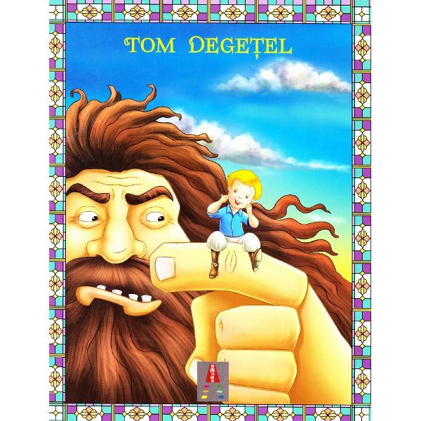 Bucurati-va de aceasta poveste frumos ilustrataClasica poveste Tom Degetel este repovestita iar textul este insotit de ilustratii viu colorate