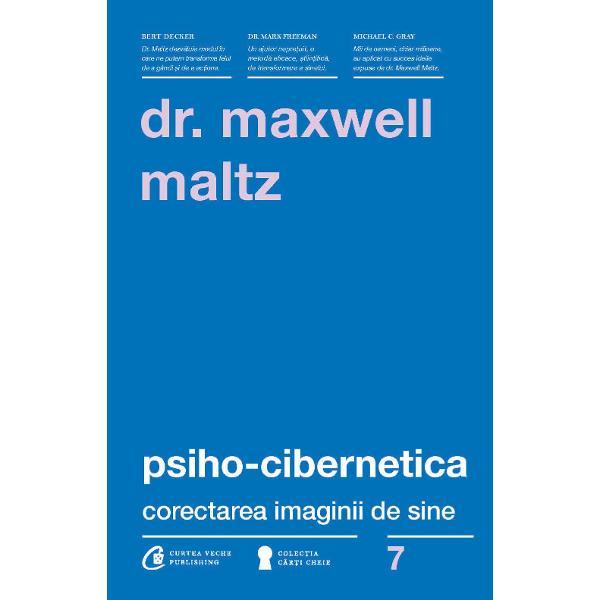 Maltz este primul cercet&259;tor &537;i autor care a explicat cum imaginea de sine exercit&259; un control total asupra abilit&259;&539;ii individului de a-&537;i realiza scopurile sau de a e&537;ua &238;n acest sens Cartea de fa&539;&259; un bestseller care a schimbat via&539;a a peste 30 de milioane de oameni con&539;ine metode prin care s&259; ne &238;mbun&259;t&259;&539;im &537;i s&259; ne gestion&259;m imaginea de sine vizualizarea repeti&539;ia mental&259;
