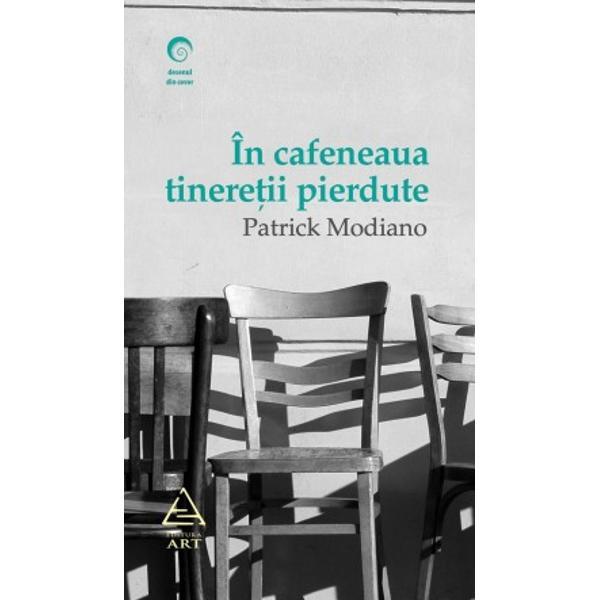 În cafeneaua tinere&355;ii pierduteeste un roman care respir&259; parfumul boemilor ani 60 parizieni cu bistrourile din Cartierul Latin ce g&259;zduiesc nesfâr&351;ite întâlniri ale arti&351;tilor &351;i în care timpul pare c&259; st&259; în loc suspendat într-un etern al poezieiÎn aceast&259; lume se refugiaz&259; Louki a&351;a cum se prezint&259; Jacqueline Delanque un personaj misterios &351;i