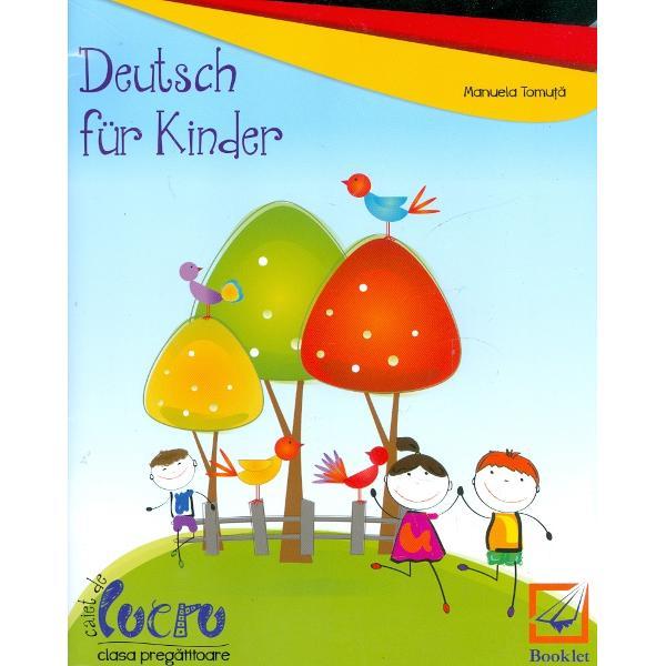 Deutsch fur kinder clasa pregatitoare 2016