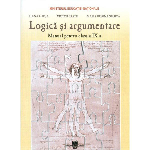 Logica si argumentare clasa a IX a