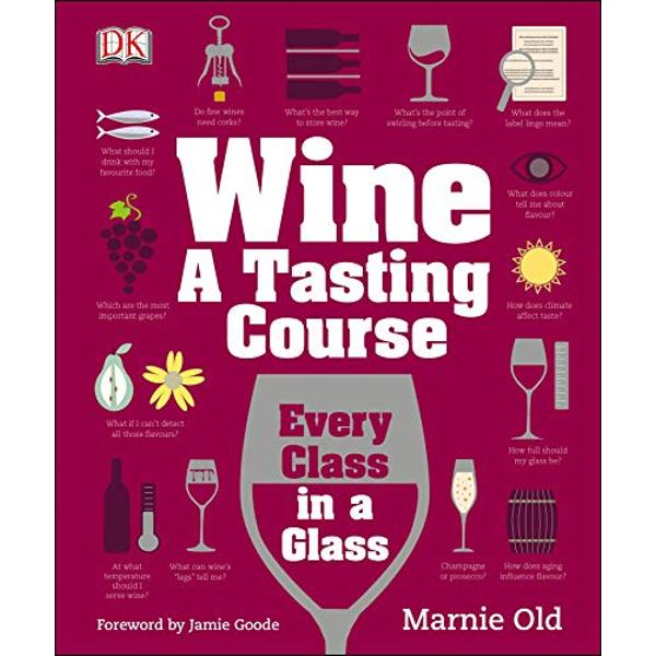 Think while you drink withWine A Tasting CourseA fresh take on the world of wine showing you what you need to know and exploding wine mythsCant smell honeysuckle or taste tobacco So whatWine A Tasting Coursefocuses on you helping you to discover which wines you like and why Easy to understand jargon-free and full of fun infographics this no-nonsense book will help you to appreciate enjoying wine in everyday life exploring talking