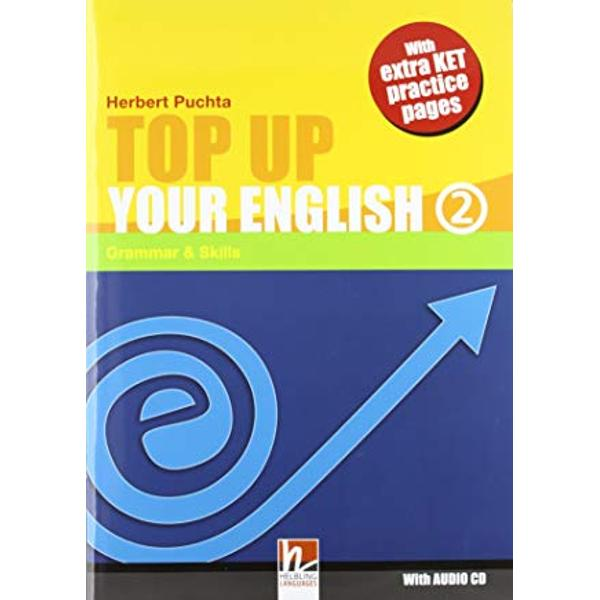 Top Up Your English 2  CD
