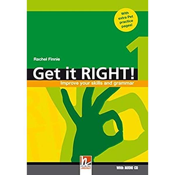 Get It Right 1  CD