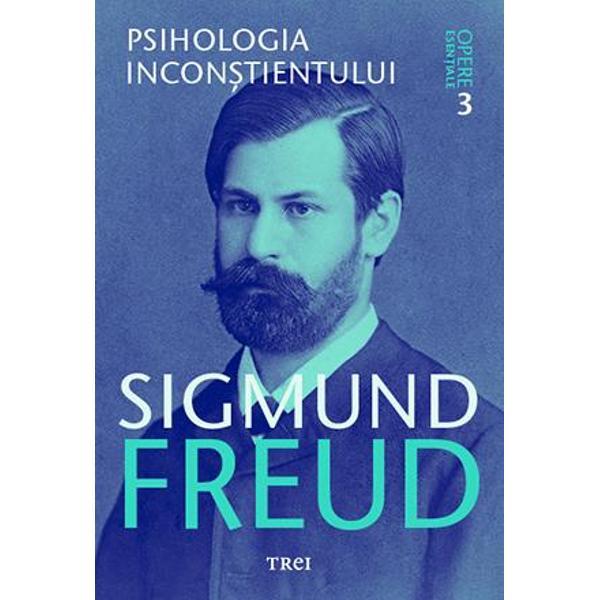 Pana la aparitia psihanalizei psihologia era doar o psihologie a constiintei care echivala psihicul cu constiinta si condamna la inexistenta psihica toate fenomenele neconstiente Freud a adaugat inconstientul obiectului de studiu al psihologiei si in felul acesta a intemeiat psihologia inconstientului Volumul de fata include cele mai importante contributii ale intemeietorului psihanalizei la psihologia inconstientului Astfel cititorul are acces atat la prima teorie freudiana despre psihic