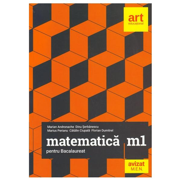 Matematica M1 pentru bacalaureat 2018