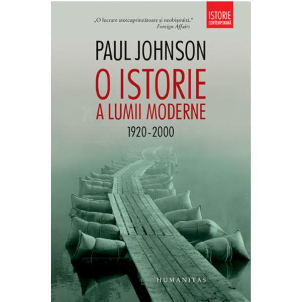 O istorie a lumii moderne - reeditare