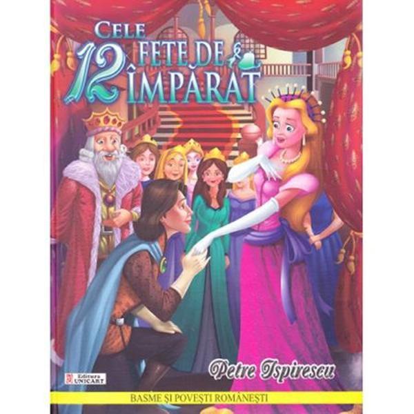 Cele 12 fete de imparat