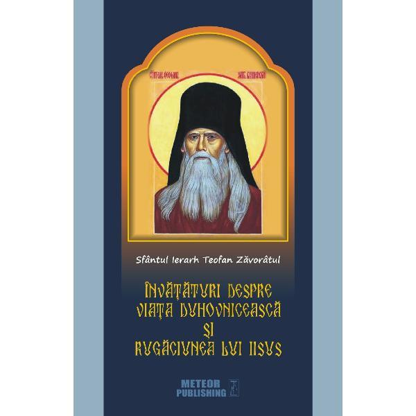 Lucrarea pe care o propunem cititorului contine scrisori ale Sfantului Ierarh Teofan Zavoratul adresate schiegumenului Gherman Gomzin precum si schimonahului valaamit Agapie Molodia&537;in Scrisorile Sfantului au o valoare de necontestat In ele s-a pecetluit experienta duhovniceasca a marilor asceti ai Ortodoxiei de nepretuit pentru cititorul contemporan Pazindu-ne de greseli si de intelegerea falsa a vietii duhovnicesti aceasta experienta ne indruma pe calea cea stramta dar