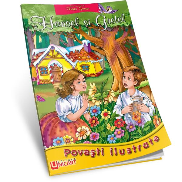 Povesti Hansel si Gretel
