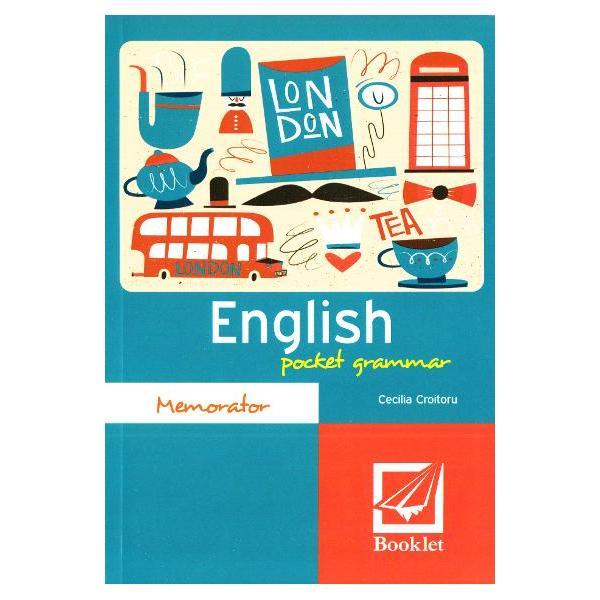 English Pochet Grammar editia 2017