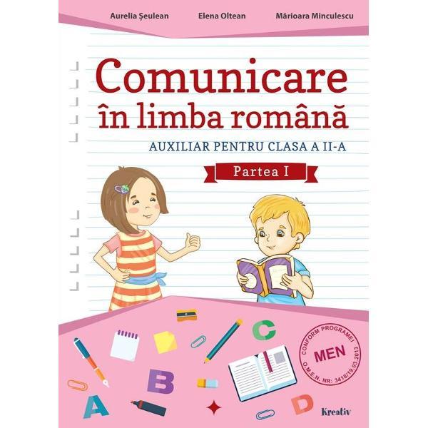 Comunicare in limba romana clasa a II a partea I