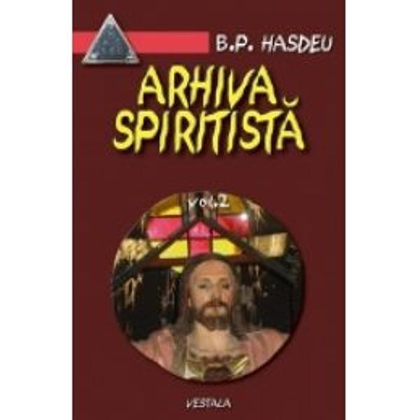 Arhiva spiritista volumul II