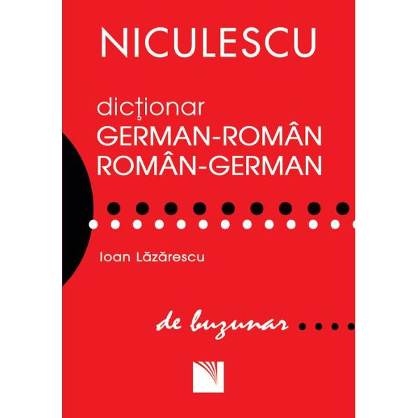 Dictionar german-roman-german de buzunar