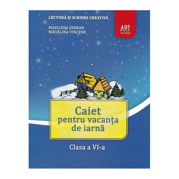 Caiet de iarna clasa a VI a