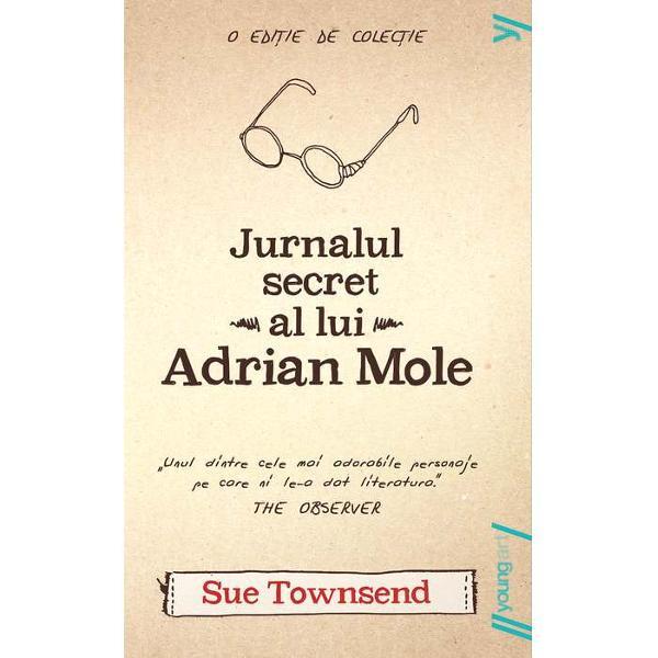 Adrian Mole e un b&259;iat care se confrunt&259; cu problemele tipice adolescen&355;ei fetele p&259;rin&355;ii profii iar nim&259;nui nu-i pas&259; de necazurile luiDar spre deosebire de al&355;i adolescen&355;i de vârsta lui el &355;ine un jurnal de un haz nebun ce devine o cronic&259; a dezastrelor la care îl supune via&355;a Iubita l-a p&259;r&259;sit mama are un amant câinele a fugit de-acas&259; iar cei de la BBC –