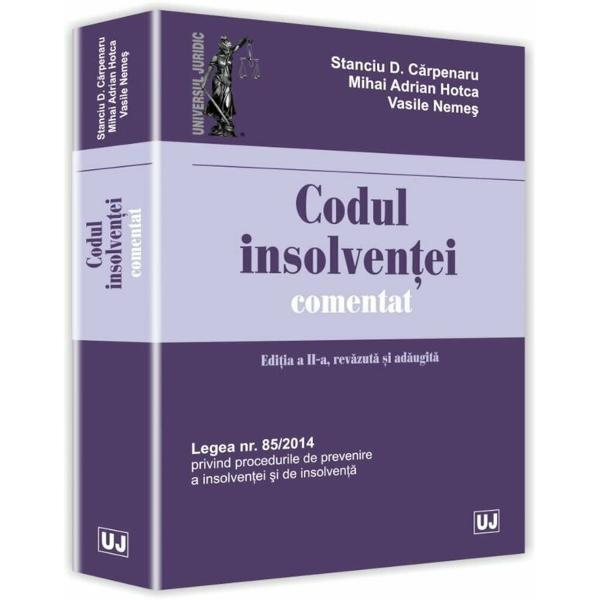 Codul insolventei editia a II a
