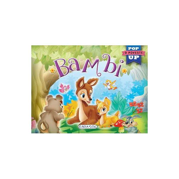 Pop-up-Bambi