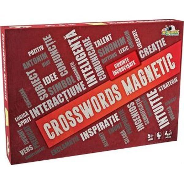 Crosswords este un joc de cuvinte incrucisate care combina norocul combinatii de litere si indemanare in formare de cuvinte pentru a acumula puncte in functie de valoare si pozitie pe tabla de jocFiecare jucator trebuie sa realizeze un cuvant cu cele 7 litere care se primesc la inceputul jocului sau se completeaza pe parcurs Castiga jucatorul care a reusit sa realizeze cuvantul cu