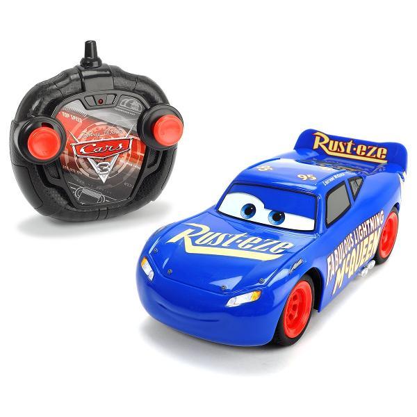 Acest model Turbo Racer o s&259; fie favoritul t&259;u Fulger McQueen este cea mai rapid&259; ma&351;in&259; care ador&259; viteza F&259; rost de acest set de juc&259;rie pentru ca joaca s&259; fie &351;i mai palpitant&259; &351;i distractiv&259; În magazinul nostru online o s&259; g&259;se&351;ti &351;i alte juc&259;rii de la Simba Toys calitatea lor cu siguran&355;&259; nu o s&259; te dezam&259;geasc&259; Dac&259; vrei s&259; cuno&351;ti viteza alege