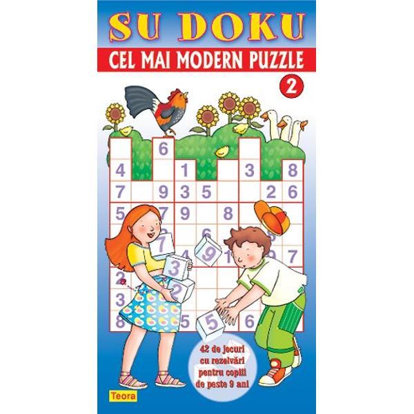 Su Doku - cel mai modern puzzle vol II