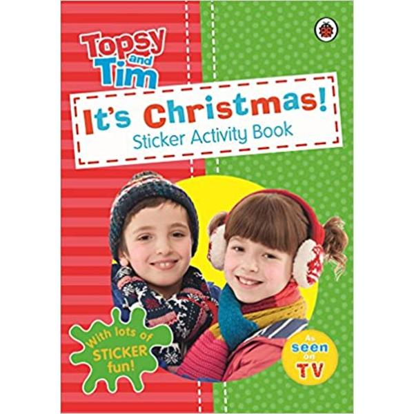 Get in the festive spirit with everyones favourite twins as Topsy and Tim create a range of fantastic Christmas crafts in this busy Christmas sticker activity book Children can join in the fun too by making their very own tree decorations and homemade Christmas cards baking some delicious seasonal treats and even designing their very own wrapping paper Easy-to follow instructions and step-by-step photos means its never been simpler to create the perfect Christmas gifts and decorations