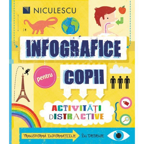 Infografice pentru copii Activitati creative
