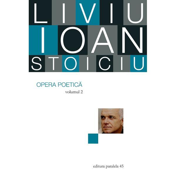 """""""Personalitate atipic&259; în tipologia poeziei române&537;ti Liviu Ioan Stoiciu a edificat o oper&259; substan&539;ial&259; care a crescut în cercuri concentrice în jurul """"matricei"""" configurate de volumele de tinere&539;e cuprinse între copertele prezentei edi&539;ii &537;i a impus un stil care de&537;i deloc facil e lesne recognoscibilp stylecolor 182537; text-align"""
