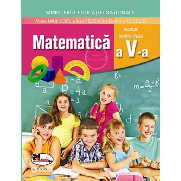 Manual de matematica clasa a V a