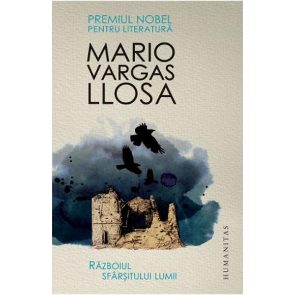 R&259;zboiul sfâr&351;itului lumii roman pe care Roberto Bolaño îl considera capodopera lui Mario Vargas Llosa &351;i pe care Harold Bloom l-a inclus printre c&259;r&355;ile canonului occidental are la baz&259; un eveniment real din istoria Braziliei sfâr&351;itul secolului al XIX-lea aduce la Canudos &355;inut s&259;rac din nord-estul &355;&259;rii sângeroasa revolt&259;