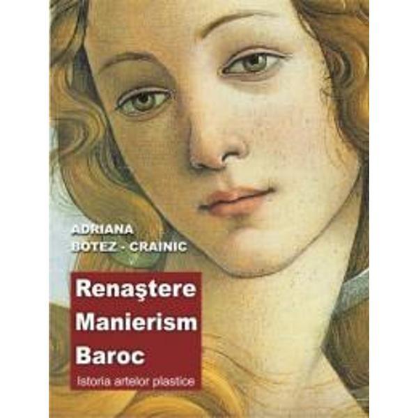 Renastere Manierism Baroc Istoria artelor plastice