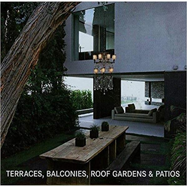 Terraces Blaconies Roof Gardens and Patios