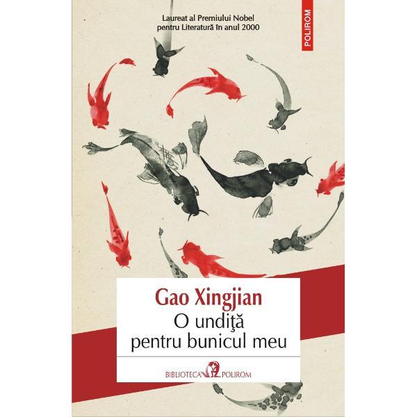 """Laureat al Premiului Nobel pentru Literatur&259; în anul 2000Scrise în anii '90 povestirile lui Gao Xingjian se inspir&259; din fragilitatea vie&355;ii a iubirii &351;i din puterea obsedant&259; a memoriei În """"Templul Des&259;vîr&351;itei Compasiuni"""" teama acut&259; cu origine"""