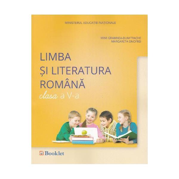 Manual de limba romana clasa a V a  CD