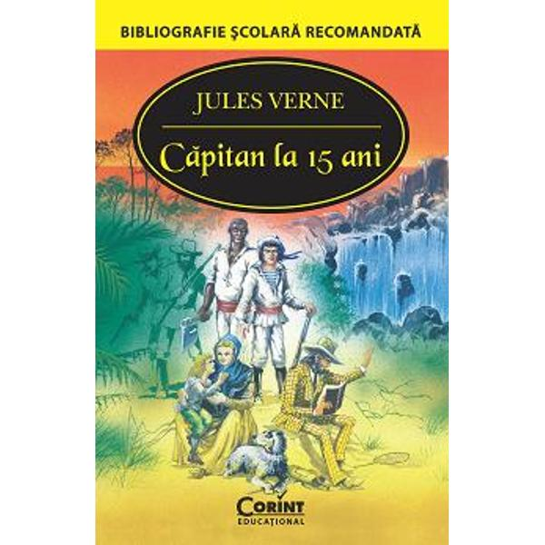 C&259;pitan la 15 ani1878 este un roman de aventuri poves&173;tea lui Dick Sand un adolescent curajos &351;i inteligent În urma unei întâmpl&259;ri tragice tân&259;rul r&259;mâne singurul marinar la bordul briculuiPilgrim al&259;turi de so&355;ia armatorului doamna Weldon fiul ei Jack v&259;rul Bénédict buc&259;tarul Negoro negrii