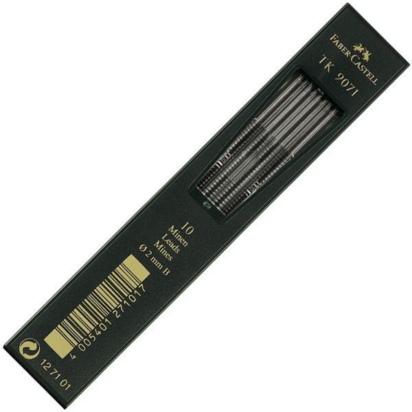 Mine grafit de cea mai buna calitate potrivite pentru creioanele mecanice TK 4600 9400 si 9500 14 grade de tarie Linii negre intense Lungime 130 mm Microfilm pt tariile 6B-3B  Film pt tariile HB-6H Diametrul minei 6B-4B 315 mm Diametrul minei 3B-6H 2 mm