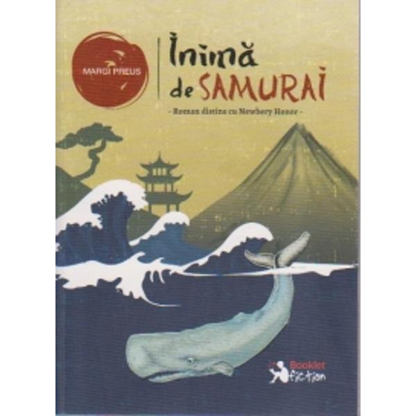 La mijlocul secolului al XIX-lea Manjiro un baiat japonez este prins de furtuna si salvat de niste mateloti americani Dintr-un biet pescar el se transforma intr-un marinar curajos alaturandu-se vanatorilor de balene