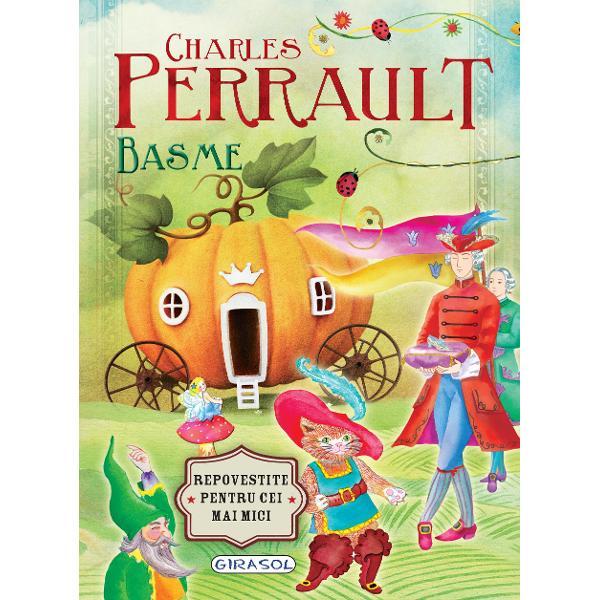 Basme Charles Perrault