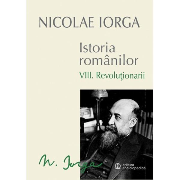 Republicarea monumentalei sinteze asupra istoriei românilor a marelui savant &537;i patriot Nicolae Iorga la jum&259;tate de secol de la prima sa editare este menit&259; s&259; înlesneasc&259; speciali&537;tilor &537;i publicului larg dornic s&259; deslu&537;easc&259; tainele trecutului cunoa&537;terea &537;i aprofundarea unei lucr&259;ri fundamentale a istoriografiei na&539;ionale din ce în ce