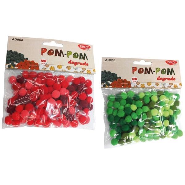 Con&539;ine 120 buc&259;&539;i;dimensiune 10 mm;culori disponibile ro&537;u &537;i verde