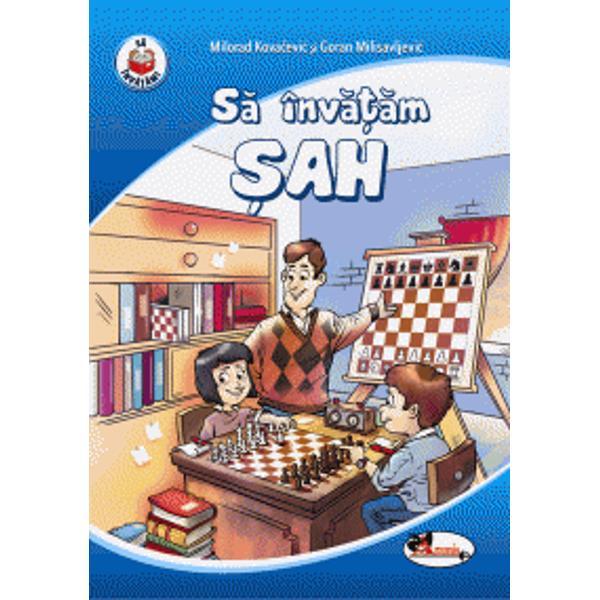 &536;ahul este un joc cu origini milenare izvorând din negura timpului în jurul lui &539;esându-se nenum&259;rate legende Cartea S&259; înv&259;&539;&259;m &537;ah reprezint&259; o pledoarie pentru acest frumos joc &537;i un ghid pentru cei care vor s&259; înve&539;e regulile lui Adresat&259; copiilor dar &537;i tuturor încep&259;torilor indiferent de vârst&259; faciliteaz&259; înv&259;&539;area prin simplitatea &537;i