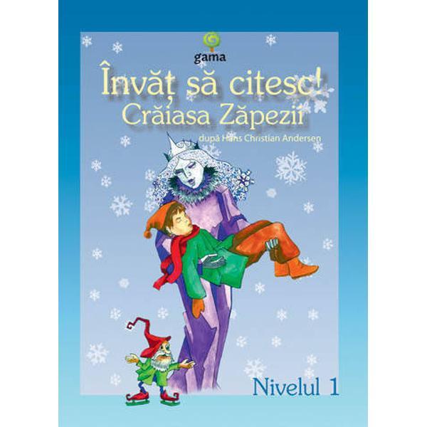 """""""Cr&259;iasa Z&259;pezii""""se adreseaz&259; micilor cititori încep&259;tori care abia încep s&259; citeasc&259; fluent Cartea repovestire dup&259;Hans Christian Andersen include ilustra&539;ii deasupra cuvintelor pentru a u&537;ura asocierea cuvânt-sens"""