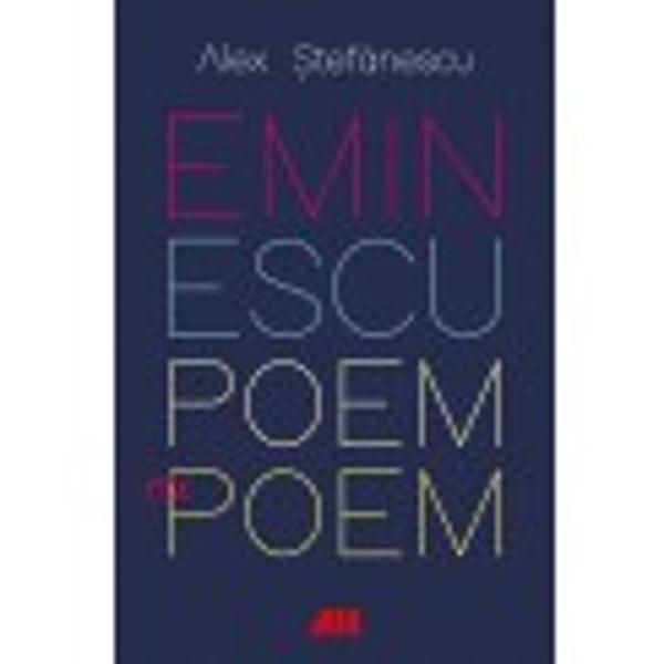 """Criticul literar Alex &536;tef&259;nescu a lucrat la volumul de fa&539;&259; patru ani Patru ani în care a locuit pur &537;i simplu în poezia lui Eminescu Mul&539;i dintre cunoscu&539;ii lui l-au întrebat pe parcurs ce îl motiveaz&259; amintindu-i de atâtea ori c&259; în biblioteci s-au adunat în ultimul secol sute de c&259;r&539;i despre Eminescu La întrebarea """"Crezi c&259; aig&259;sit interpret&259;ri mai"""
