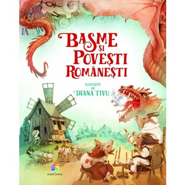 Au fost odat&259; multe basme &537;i pove&537;ti române&537;ti c&259; de n-ar fi nu s-ar povesti &537;i nu s-ar tot povesti iar unele dintre ele cele mai frumoase nu s-ar aduna într-o carte… Ca s&259; fie citite de to&539;i copiii mici &537;i mari cumin&539;i &537;i nu prea cum era &537;i b&259;iatul din povestea pepenelui uria&537; care le înflorea mai ceva ca baronul Münchausen &536;i s&259; se închipuie fie vreun viteaz fecior