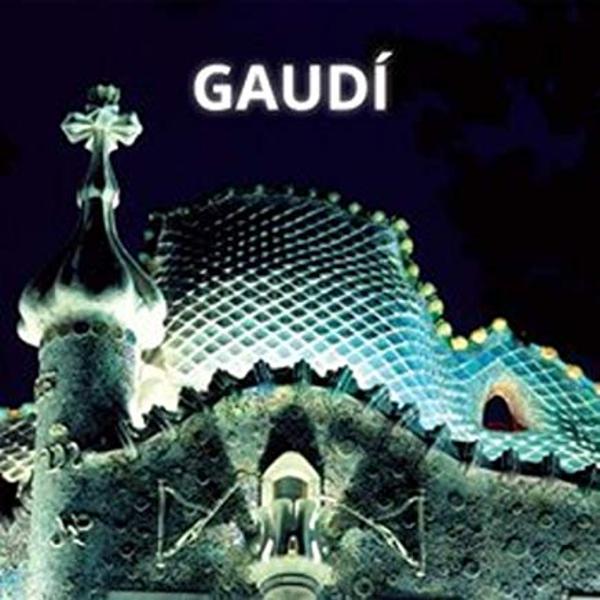 Gaudi - album de arta format mic