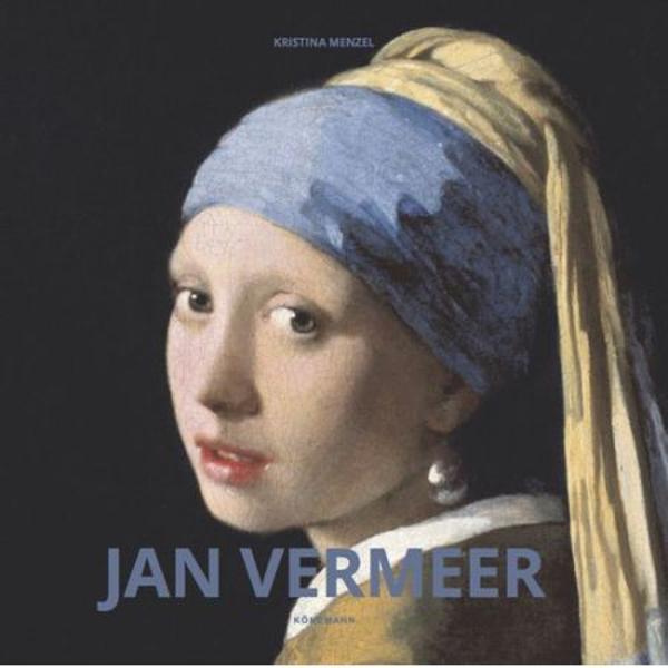 Vermeer - album de arta format mic