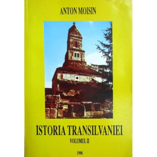 Istoria Transilvaniei volumul III