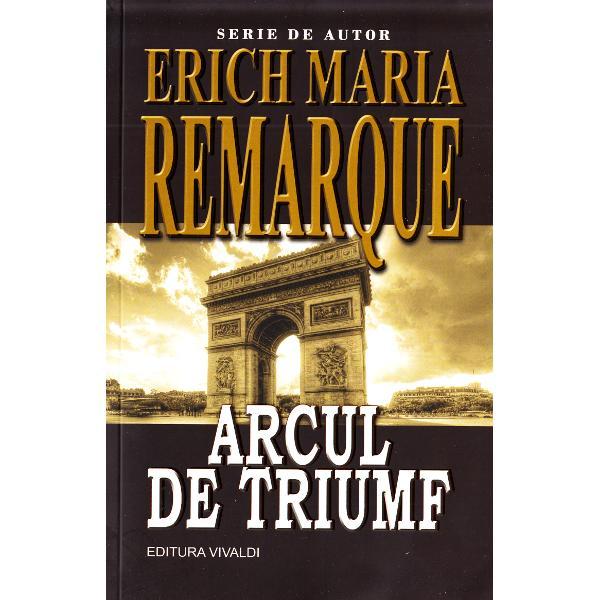 """In romanul Arcul de triumf aparut in 1945 Erich Maria Remarque pune fata in fata doua personaje din lumi diferite Ravic un chirurg german refugiat la Paris si Joan Madou pe care o salveaza de la sinucidere dupa un esec sentimental Amandoi descopera ca au nevoie unul de altul si intre ei se infiripa o dragoste puternica Joan este """"orhideea de otel """"ingerul care pretinde ca vrea sa te mantuiasca dar te rastigneste incet ca sa"""