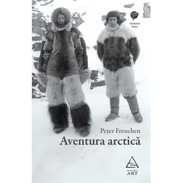 Peter Freuchen 1886-1957 este un explorator arctic antropolog actor &537;i scriitor danez un personaj incredibil de fascinant cu o via&539;&259; atât de ie&537;it&259; din comun încât rivalizeaz&259; cu cea mai tare fic&539;iune Dup&259; ce studiaz&259; la Universitatea din Copenhaga s&259; devin&259; medic se decide la dou&259;zeci de ani s&259; plece în c&259;utarea aventurii în &539;inuturile arctice ale Groenlandei pe-atunci